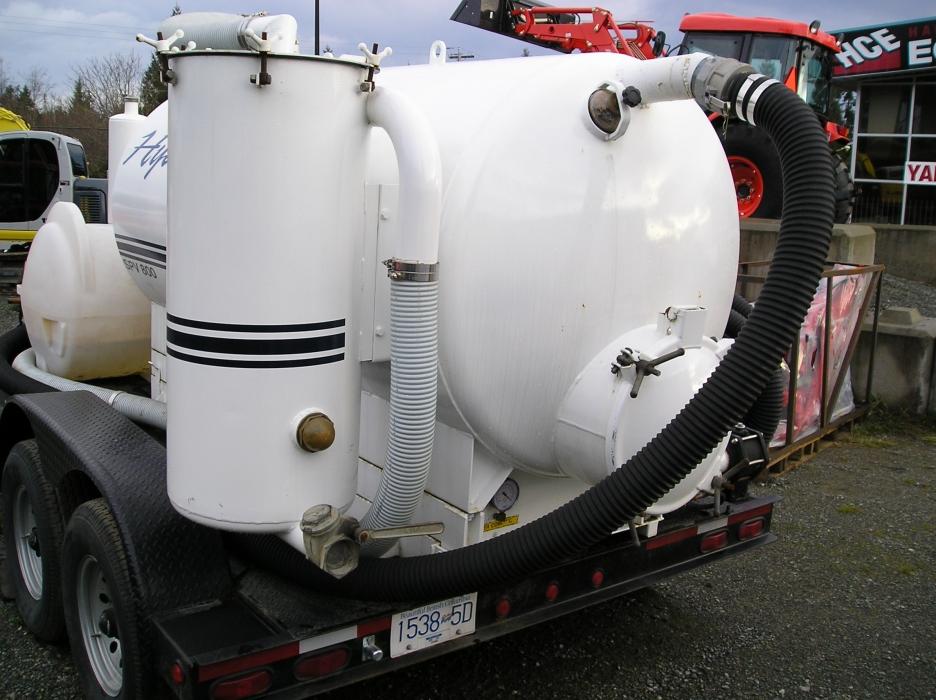 Hydro Vac  Harbour City Equipment
