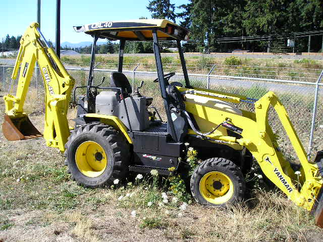Used Backhoe Engines : Yanmar tractors information ssb tractor forum autos post